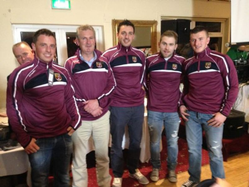 Ruairí Óg new members for season 2014 (and Mick Quinn)