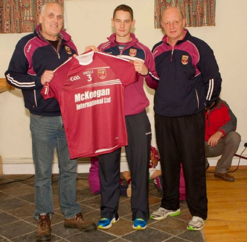 Mc Keegan International Ltd presents a new set of Senior Jerseys